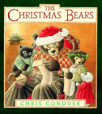 Cover image for The Christmas bears
