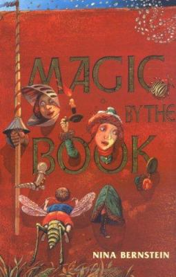Cover image for Magic by the book