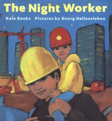 Cover image for The night worker