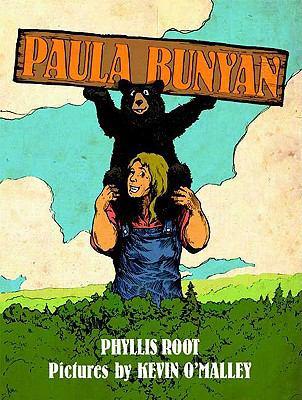 Cover image for Paula Bunyan