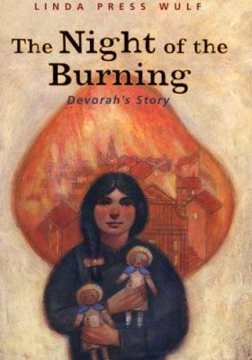 Cover image for The night of the burning Devorah's story