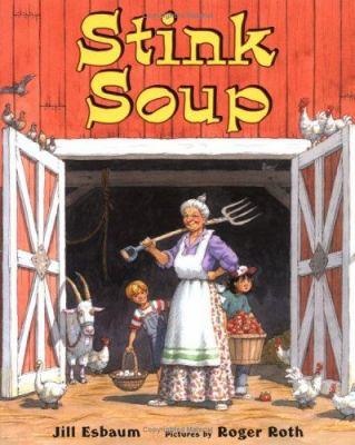 Cover image for Stink soup