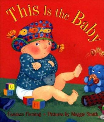 Cover image for This is the baby