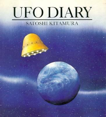Cover image for UFO diary