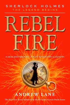 Cover image for Rebel fire