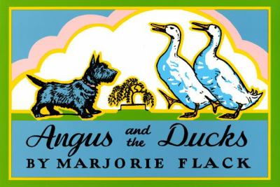 Cover image for Angus and the ducks