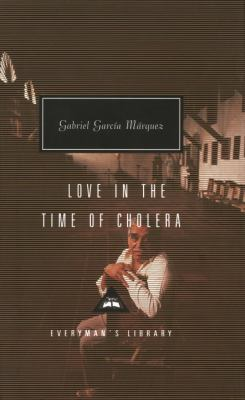 Cover image for Love in the time of cholera