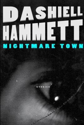 Cover image for Nightmare town : stories