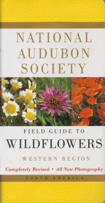Cover image for National Audubon Society field guide to North American wildflowers : western region