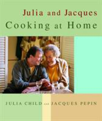 Cover image for Julia and Jacques cooking at home