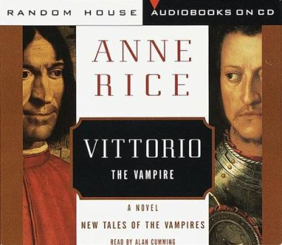 Cover image for Vittorio the vampire [new tales of the vampires]