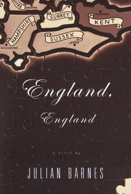 Cover image for England, England