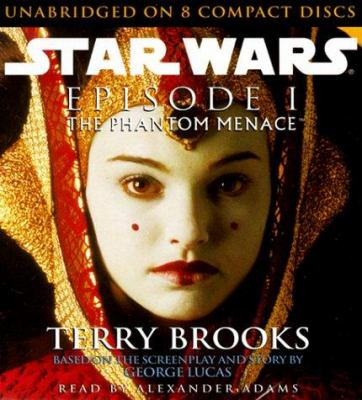 Cover image for Star Wars, episode I the phantom menace