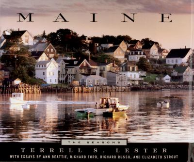 Cover image for Maine : the seasons