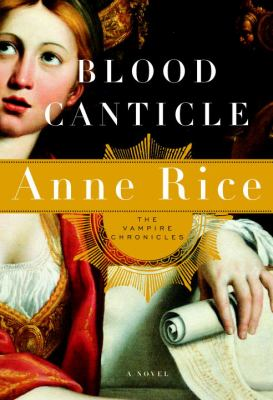 Cover image for Blood canticle