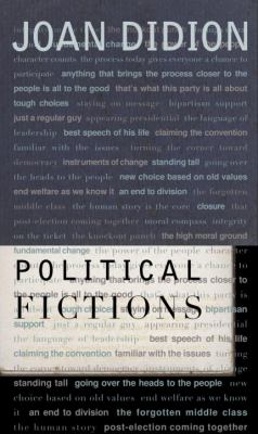 Cover image for Political fictions