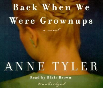 Cover image for Back when we were grownups