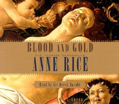 Cover image for Blood and gold