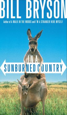 Cover image for In a sunburned country