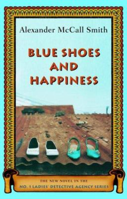 Cover image for Blue shoes and happiness