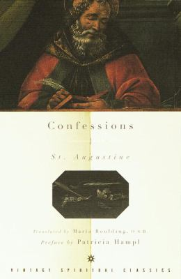 Cover image for The confessions