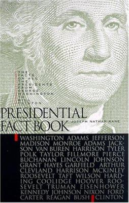 Cover image for Presidential fact book