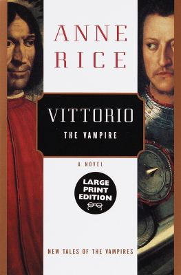 Cover image for Vittorio the vampire : new tales of the vampire