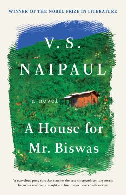 Cover image for A house for Mr. Biswas