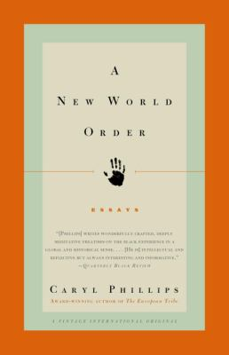 Cover image for A new world order : essays