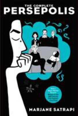 Cover image for The complete Persepolis