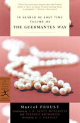 Cover image for The Guermantes way