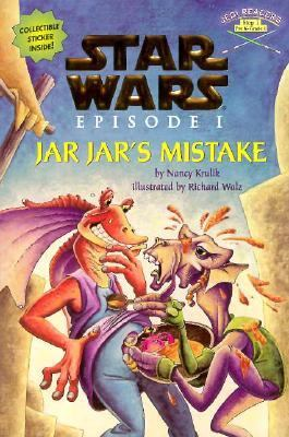 Cover image for Star Wars, Episode I. Jar Jar's mistake