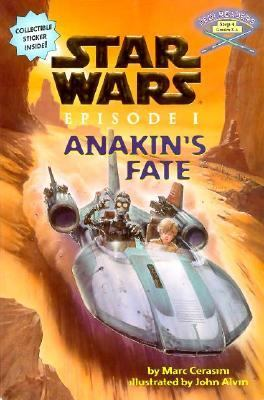 Cover image for Star Wars, Episode I. Anakin's fate
