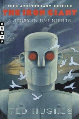 Cover image for The iron giant : a story in five nights