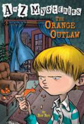 Cover image for The orange outlaw
