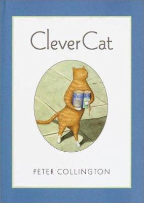 Cover image for Clever cat