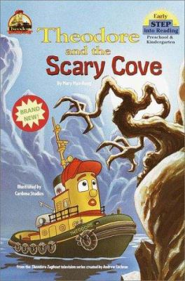 Cover image for Theodore and the scary cove