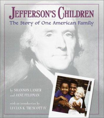 Cover image for Jefferson's children : the story of one American family