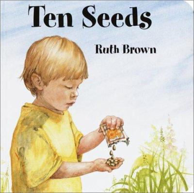 Cover image for Ten seeds