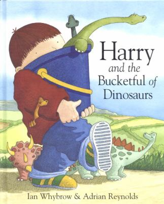 Cover image for Harry and the bucketful of dinosaurs