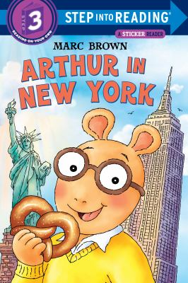 Cover image for Arthur in New York