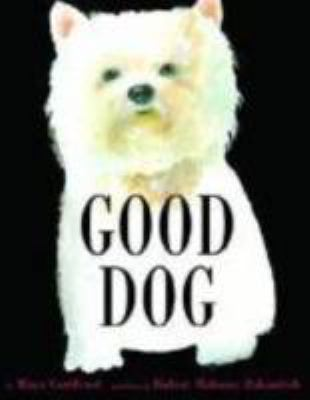 Cover image for Good dog : poems