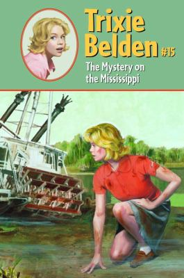 Cover image for The mystery on the Mississippi