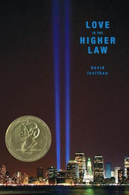 Cover image for Love is the higher law