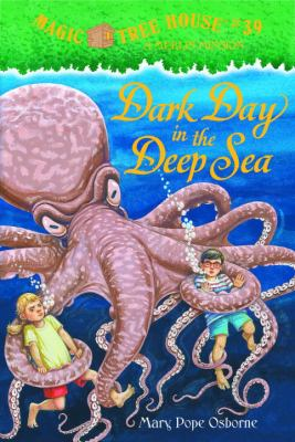 Cover image for Dark day in the deep sea