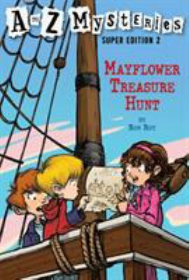 Cover image for Mayflower treasure hunt