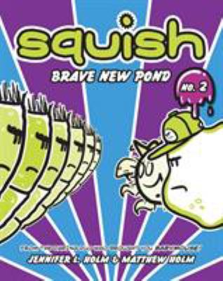 Cover image for Brave new pond