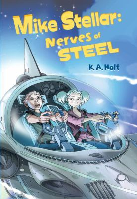 Cover image for Mike Stellar : nerves of steel