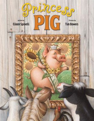 Cover image for Princess Pig