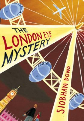 Cover image for The London Eye mystery